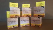 ReViva Labs Honey & Almond Facial Scrub 45ml