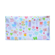 Baby Pillowcase Made of 100% Soft Cotton Flannel - Made in USA
