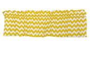 Zen Creative Designs® Premium Cotton Curtain Valance / Window Decor / Window Treatments