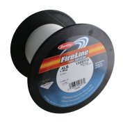 Fireline Braided Beading Thread, 1.8kg Test and 0.01cm Thick, 1500 Yard Bulk Spool, Crystal Clear