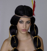 Festival party black belly dancing queen cosplay wigs long straight artificial hair