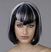 Festival party cosplay wigs short straight artificial hair