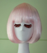 Festival party cosplay wigs short artificial hair