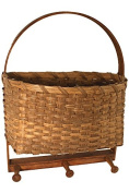 Wall Hanging Basket Weaving Kit