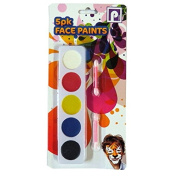 Children's Face Paints - 5 Pack - by Pennine