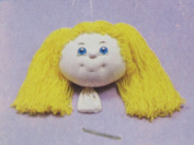 Play Mate Head with Pigtails