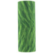 Tulle SPOOL - 10Yards - Zebra Print - Green