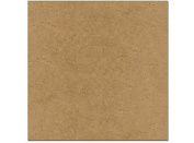 Milltown Merchants Small Square MDF Plaque, 6 Inch x 6 Inch