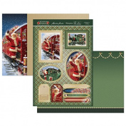 Hunkydory Crafts Christmas Classics - Christmas is Coming Topper Set