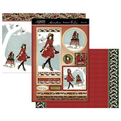 Hunkydory Crafts Festive Elegance - Glorious GIfts Topper Set