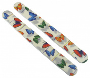 Image File - Butterflies Nail File 12 Pack