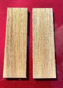 Teak wood knife scales / gun grips