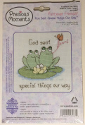 """God Sent Special Things Our Way"" Counted Cross Stitch Kit, 13cm X 18cm ,"