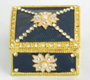 jewellery BOX GIFT BOX favour GIFT/Square Shape