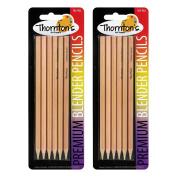 Thornton's Art Supply Premium Colourless Blender Pencils