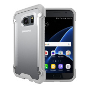 Galaxy S7 Case, KAMII Premium PC & TPU Super Cool Armour Looking Slim Case Cover with No Bulk - IMPACT RESISTANT Protective Bumper Case for Samsung Galaxy S7