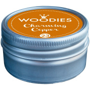 Woodies Dye-Based Ink Tin-Charming Copper