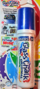 Glass Chalk - Temporary Paint - Blue - 10166 - Certified Non-Toxic