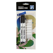 Fabric Pens - Pack of 2 - Includes Name Labels