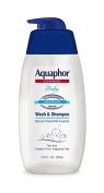 Aquaphor Baby Gentle Wash and Shampoo, 16.9 Fluid Ounce