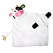 Casey the Cow Hooded Towel