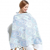 Cockel 3 in 1 Nursing Cover & Breastfeeding Cover & Baby Car Seat Cover