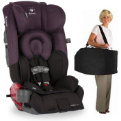 Diono Radian RXT Car Seat With Carrying Bag Black Plum