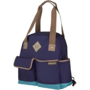iPack Baby Bowling Bag Style Nappy Bag, Navy