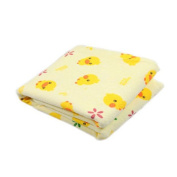 Bestwoohome Cotton Waterproof Infant Urine Pad Changing Mat for Home/Travel