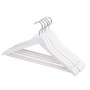 Walleve HM012 Solid Wooden Hangers Set of 1/10