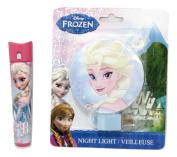 Disney Frozen Night Light and LED Flashlight