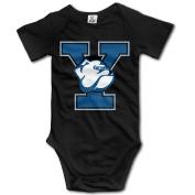 ElishaJ Yale University Babys Boy's & Girl's New Design Romper Jumpsuit Outfits Black