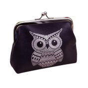 Sunfei ® Womens Elephant Owl Wallet Card Holder Coin Purse Clutch Handbag