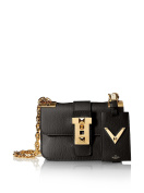 Valentino Women's Chain Shoulder Strap Bag, Black