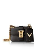 Valentino Women's Chain Shoulder Strap Bag, Black