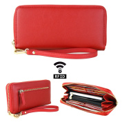 Womens RFID Blocking Card Wallet