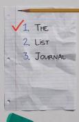 The List Journal
