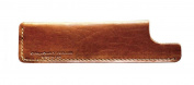 Chicago Comb Leather Sheath, regular, English Tan