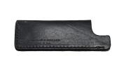 Chicago Comb Leather Sheath, small, Dublin Black