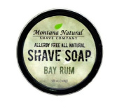 Bay Rum Shave Soap