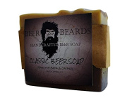Beer For Beards Classic Beer Soap, 180ml