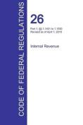 Cfr 26, Part 1, 1.1401 to 1.1550, Internal Revenue, April 01, 2016