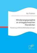 Windenergieprojekte an Ertragsschwachen Standorten. Finanzierung Und Wirtschaftlichkeitsbetrachtungen [GER]