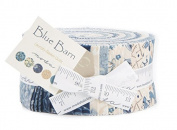 Moda Blue Barn Prints Jelly Roll 42270JR