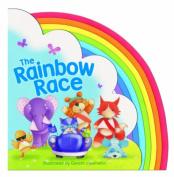 Rainbow Race [Board book]