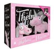 Thelma the Unicorn Boxed Set Mini HB + Plush