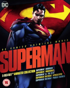 Superman: Animated Collection [Blu-ray]