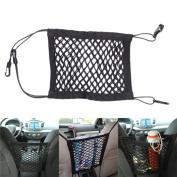Vktech® Car Truck Storage Luggage Hooks Hanging Organiser Holder Seat Bag Mesh Net
