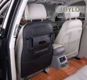 JOYLUX Leather Backseat Organiser