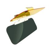 CreaTion® HD Vision Sun Visor Protection Driving Anti-Glaring Sun Visor Board Car Day & Night Anti-Glare Visor
